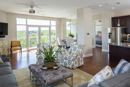 The Duke Penthouse - Greenville, South Carolina