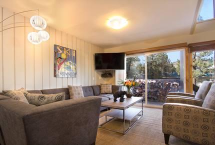 Mammoth Modern Luxury Townhome - Mammoth Lakes, California