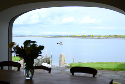 The Boathouse - Oranmore, Ireland
