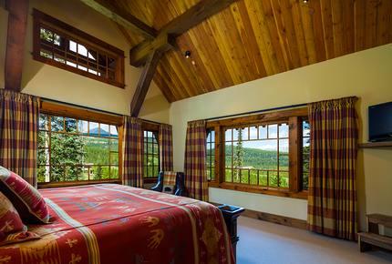 Spanish Peaks Ranch - Big Sky, Montana