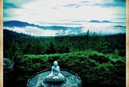 Mountaintop Nature Preserve, San Juan Islands National Monument - Eastsound, Washington