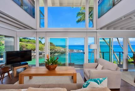 Napili Cove - Lahaina, Hawaii