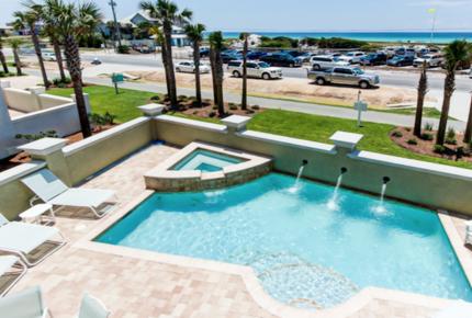 Santa Rosa Beach Luxury Home