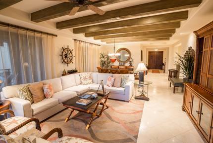 Hacienda Beach Club - 3 Bedroom Plus Den - Cabo San Lucas, Mexico