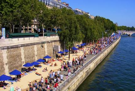 EXCLUSIVE STAY EXPERIENCE - Summertime in Paris Escape, France