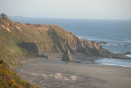 Sea Cliff near Bandon Dunes - Bandon, Oregon