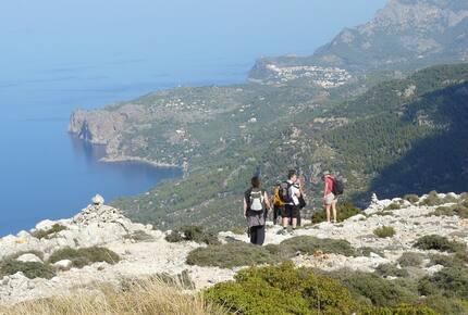 CURATED ACTIVE TRAILS - Coastal Island Walks of Mallorca, Spain