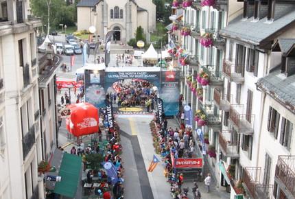 Les Balances Central Chamonix - Place Balmat, France
