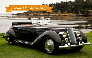 Carmel & The Concours d'Elegance, California