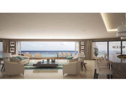 Diamante Ocean Club Residences Ruby Studio Suite