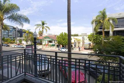 Heart of Little Italy - San Diego, California