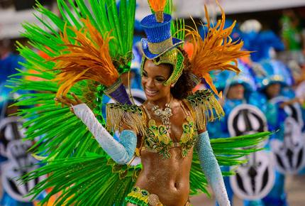 CURATED IRRESISTIBLE OFFER - Carnival New Year's Eve in Rio, Brazil