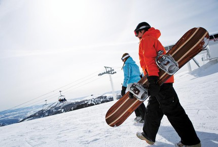CURATED IRRESISTBLE OFFER - Ski Escape in Park City, Utah
