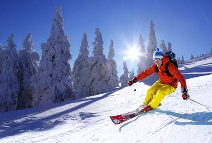 CURATED IRRESISTIBLE OFFER - Big Deal Ski Escapes, USA