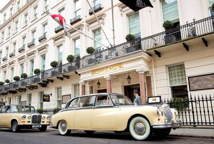 CURATED IRRESISTBLE OFFER - A London New Year's Eve, United Kingdom