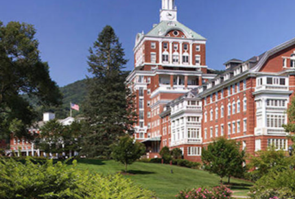 The Homestead Resort - Hot Springs, Virginia