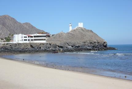 Baja Siesta - San Felipe, Mexico