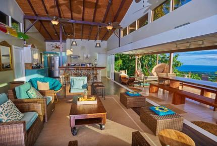 Eagle's Base Villa & Cottage - Tobago, Trinidad and Tobago