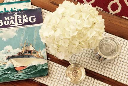 Kingfisher Luxury Yacht 50' Huckins Corinthian - 3 Day - 2 Night Weekend East Coast Cruise - Newport, Rhode Island