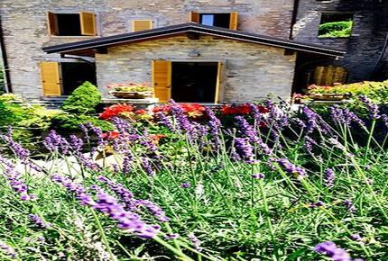 Villa Comolina - Molina (Como), Italy