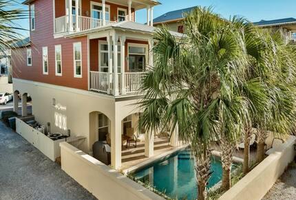 Equity Residences, Seacrest Beachfront Villa -30A