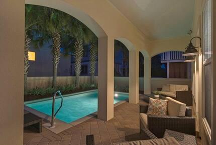 Equity Residences Seacrest Beachfront Villa