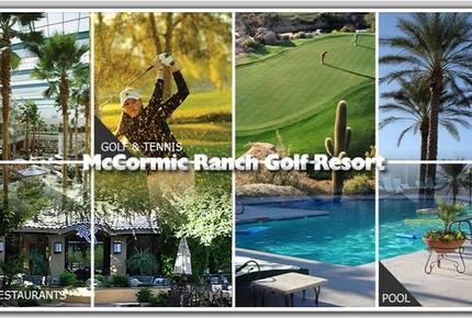 Scottsdale Golf Resort Villa