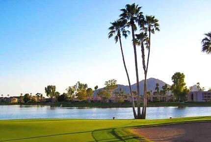 Scottsdale Golf Resort Villa - Scottsdale, Arizona