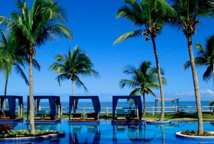 Beach Front Property in Villa Oberoi Resort -Santo Andre - Bahia - Santo Andre, Brazil