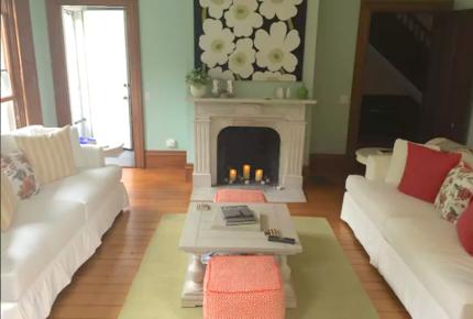 Whitridge Estate - Tiverton, Rhode Island