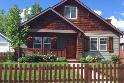 The Woodside House - Whitefish, Montana