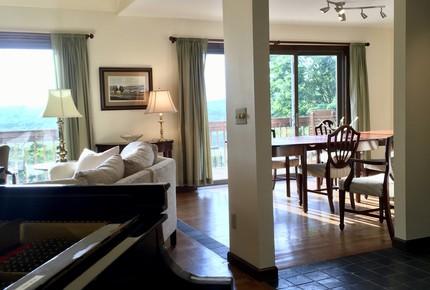 Spectacular Hudson River Home - Highland, New York