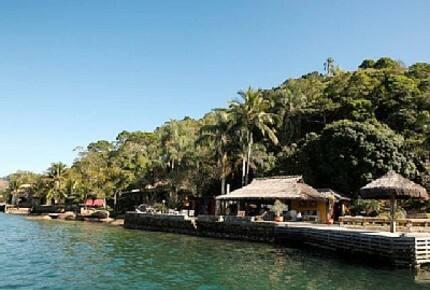 Luxury Villa at Exclusive Island Caieira - Angra dos Reis
