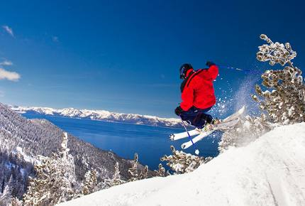 EXCLUSIVE STAY SKI EXPERIENCE - Heavenly Hideaway & Ski Butlers, California