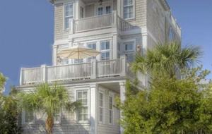 Featured Home from Sea Island and St. Simons Island Home and Garden Tour - St. Simons Island, Georgia