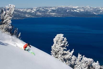 Blue Pine Lodge on Lake Tahoe