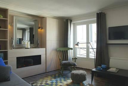 Two Elegant Studios right in the heart of Paris