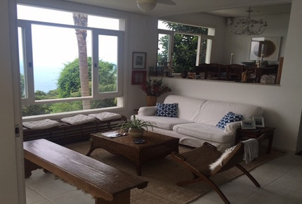 Guaruja private beach Villa