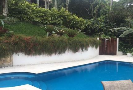 Guaruja private beach Villa - Guaruja, Brazil