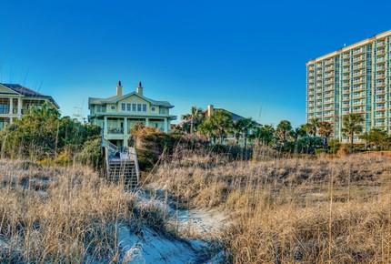 Stunning Ocean Front Oasis - Myrtle Beach, South Carolina