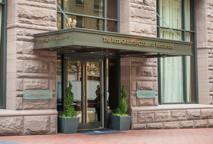 The Ritz-Carlton Destination Club, San Francisco - 2 Bedroom