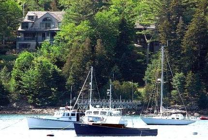 Harbor Lookout - Northeast Harbor, Maine