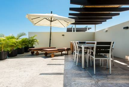 Playa del Carmen Rooftop Penthouse - Playa del Carmen, Mexico
