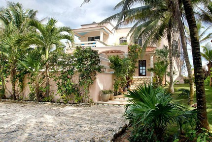 Casa Dos Palmas - Akumal, Mexico