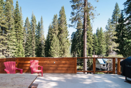 Luxury at the Lake - Truckee, California