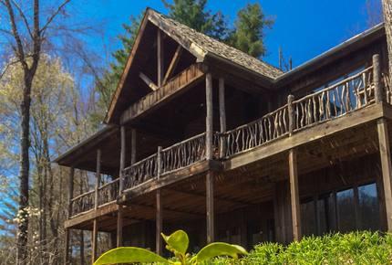 Balsam Mountain Cabin