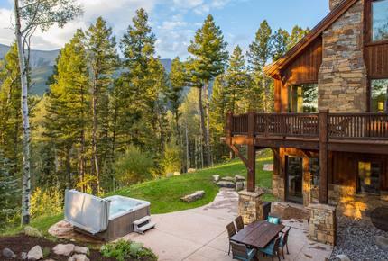 Rustic Telluride Paradise