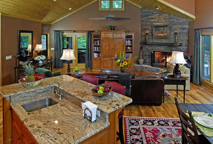 Scotch Highlands Home at the Mountain Club at Cashiers - Sapphire, North Carolina