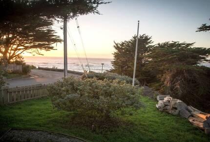 Moss Beach Oceanfront