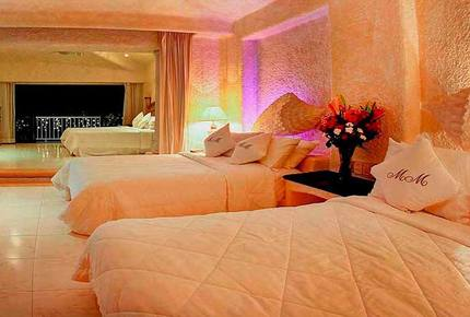Majestic Mansion & Spa - Acapulco, Mexico